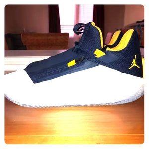 Nike Jordan Jumpman Basketball Michigan